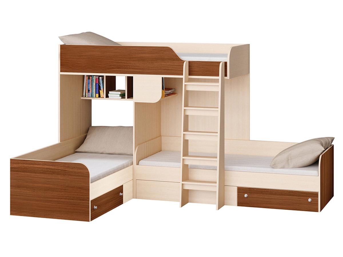 Двухъярусная кровать 150-104596