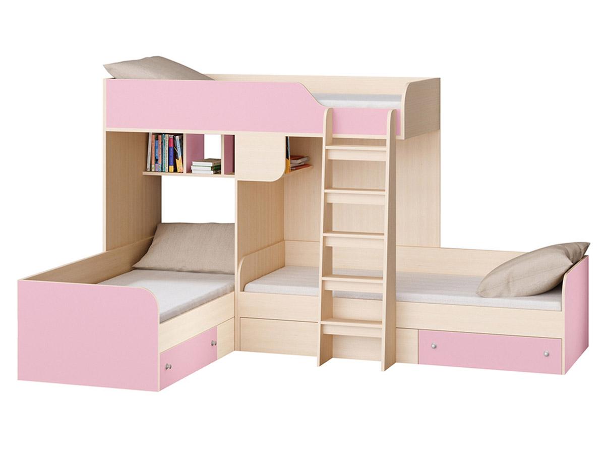 Двухъярусная кровать 108-104597