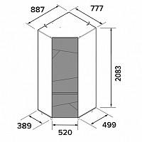 Шкаф 500-94094