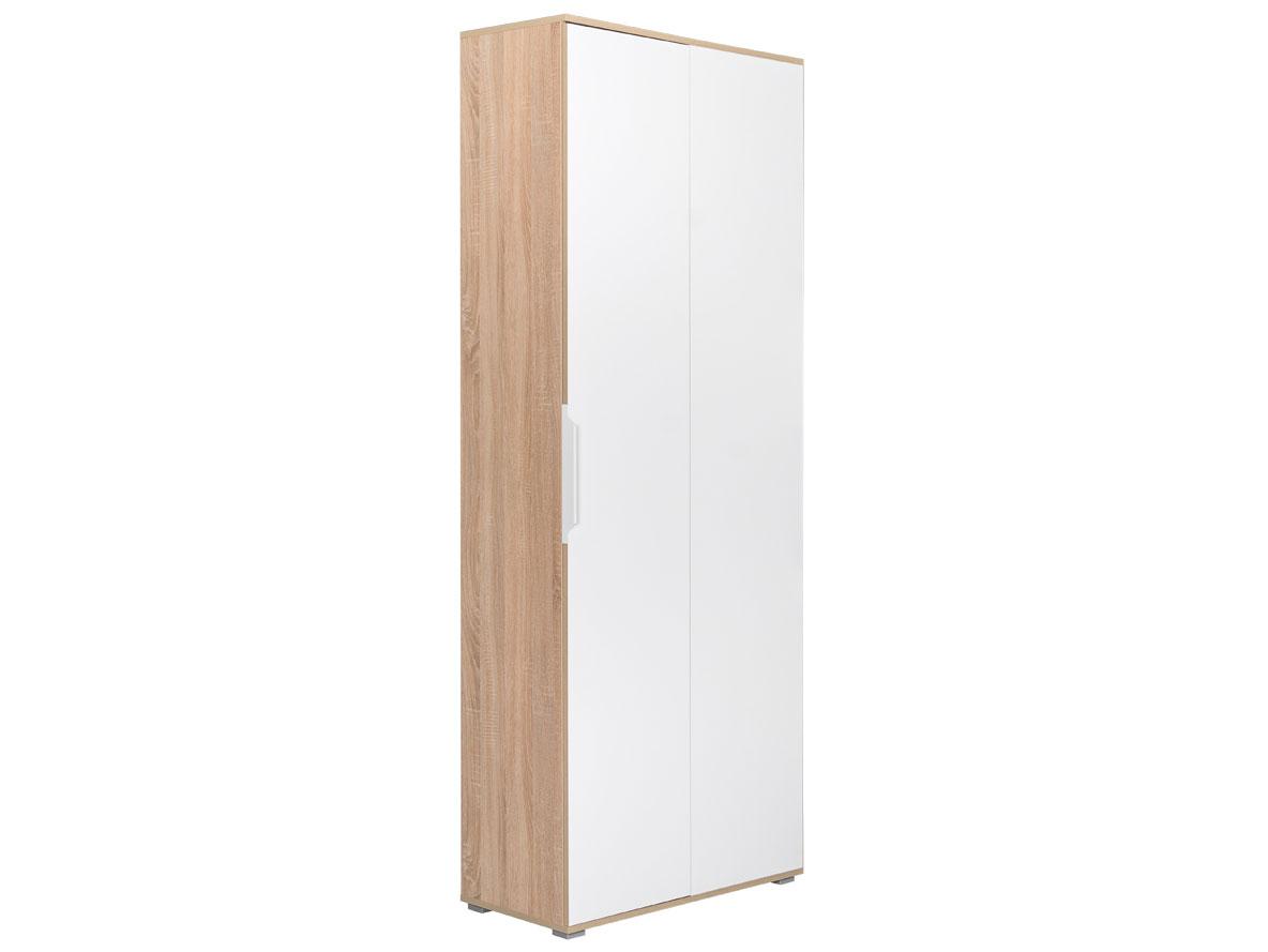 Угловой распашной шкаф 179-116057