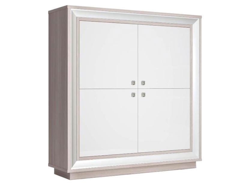 Шкаф 4-х дверный распашной 179-82599