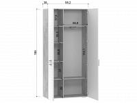 Шкаф 500-113302