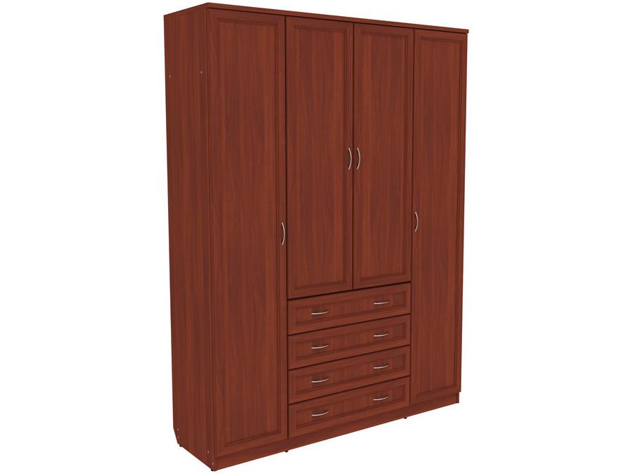 Распашной шкаф с ящиками 108-85420