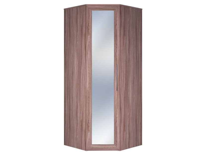 Угловой распашной шкаф с зеркалом 179-72602