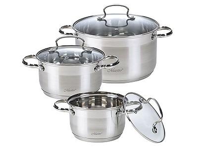Набор кухонной посуды 500-125729