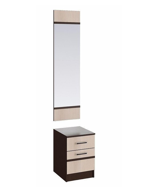 Тумба с зеркалом 179-81064