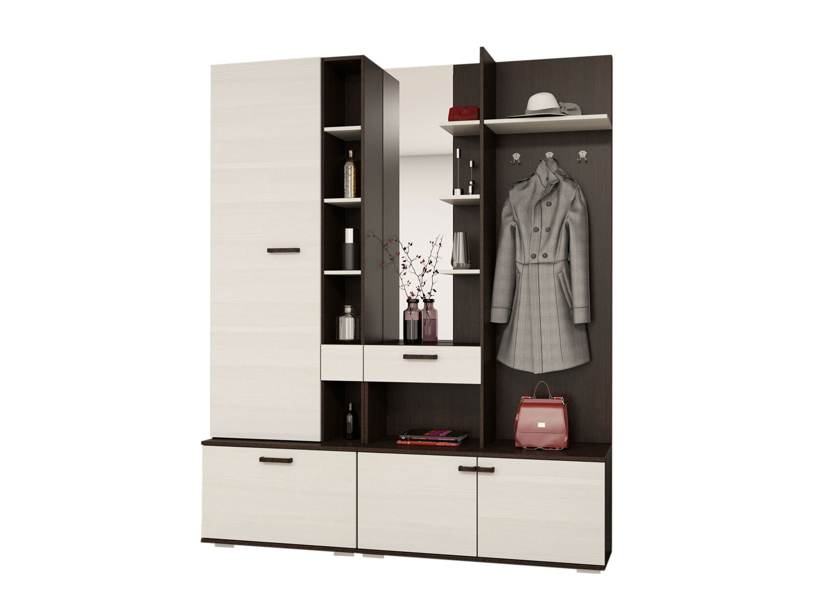 Комплект мебели для прихожей 179-114223