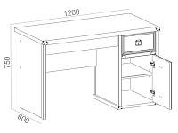 Письменный стол 500-96517