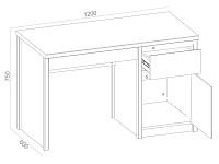 Письменный стол 500-95947