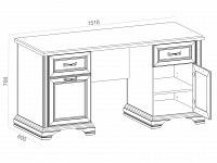 Письменный стол 500-119369