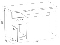 Письменный стол 500-96774