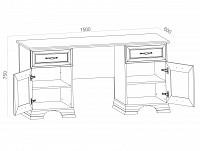 Письменный стол 500-119466