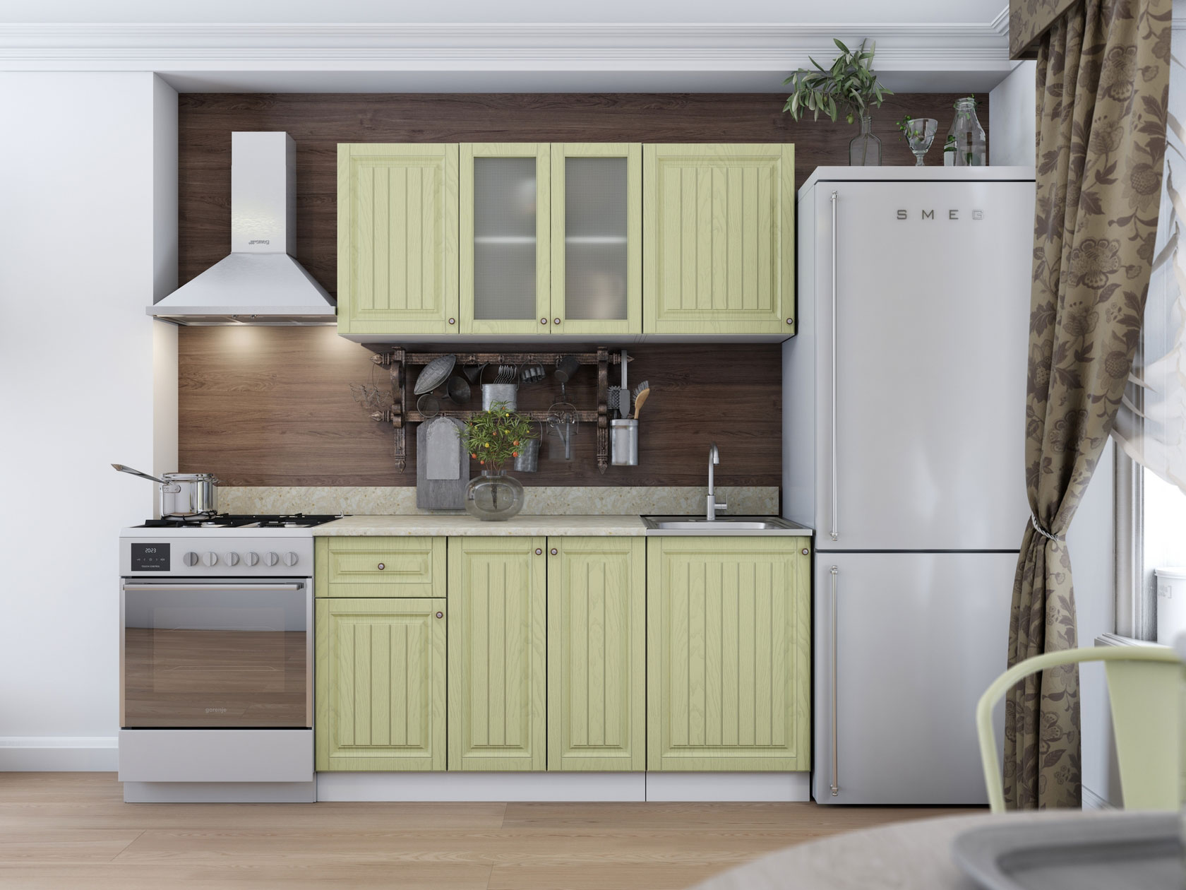 Кухонный гарнитур 150-109996