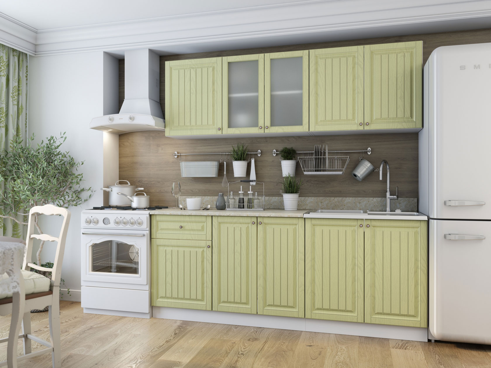 Кухонный гарнитур 150-109998