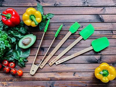 Комплект кухонных предметов 500-125535