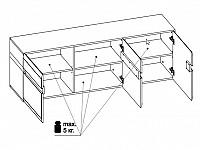 Навесной шкаф 500-117339