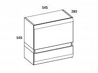 Навесной шкаф 500-117362