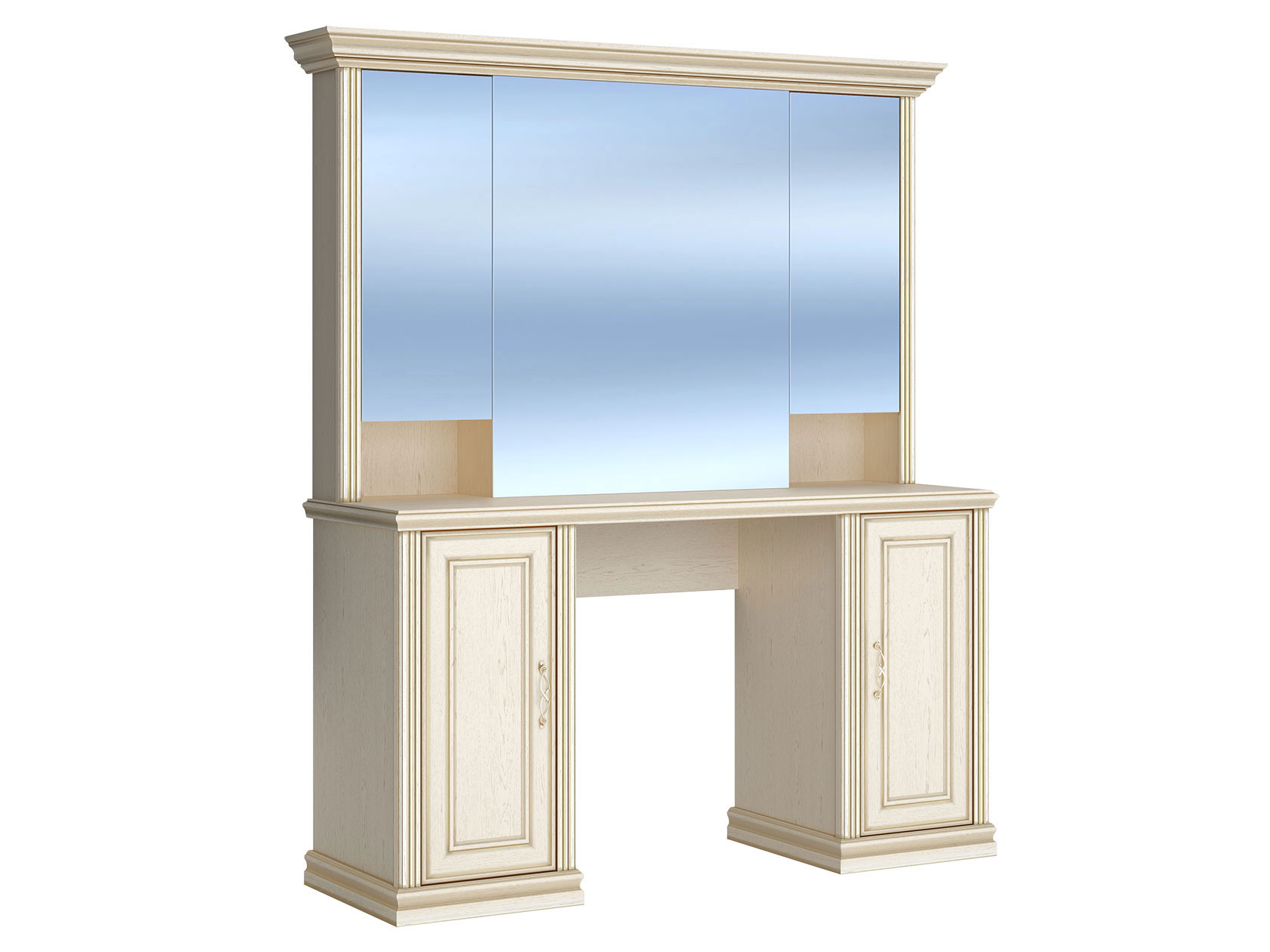 Туалетный столик с зеркалом 150-75499