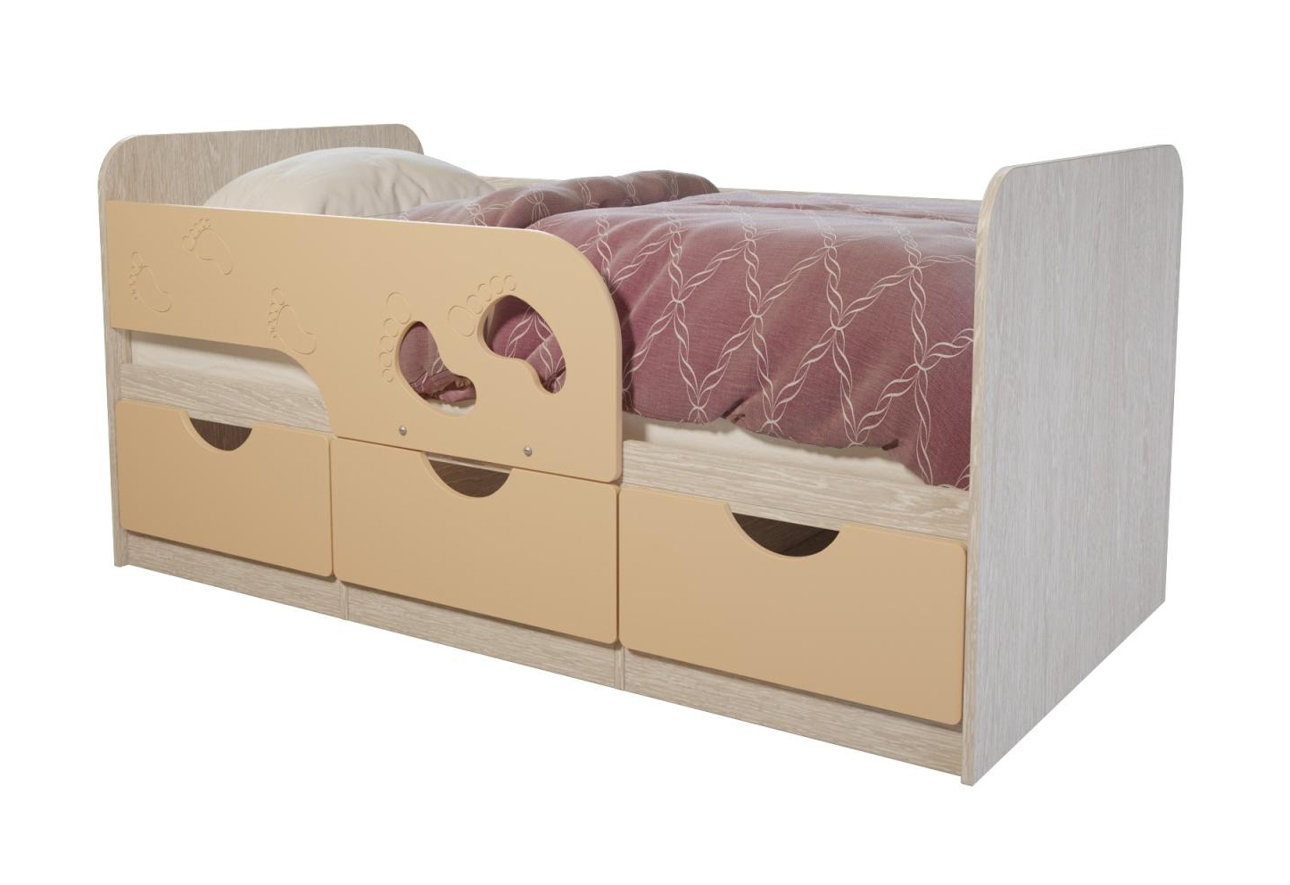 Детская кровать 179-86634