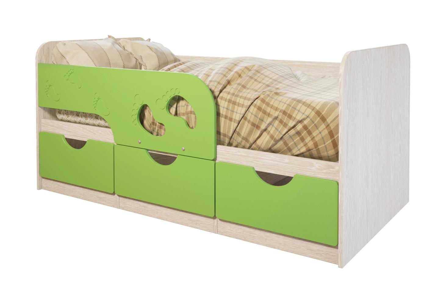 Детская кровать 108-86636