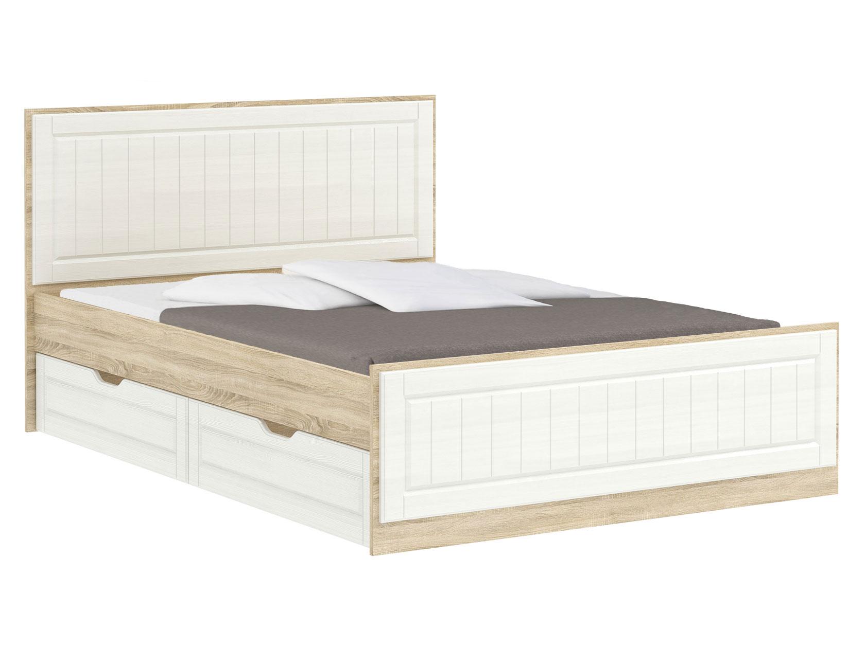 Двуспальная кровать 150-122411
