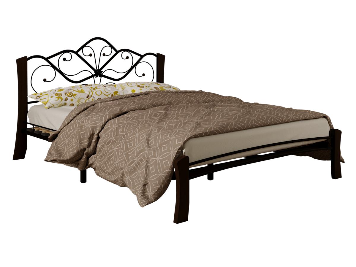 Двуспальная кровать 108-75799
