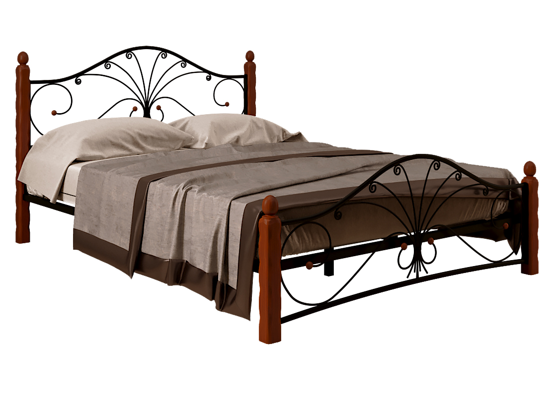 Двуспальная кровать 150-75806