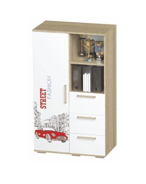 Детский шкаф 150-89350
