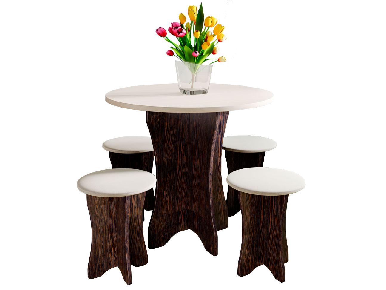 Обеденная группа для столовой и гостиной 179-76443
