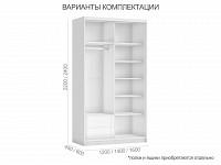 Шкаф-купе 500-105109