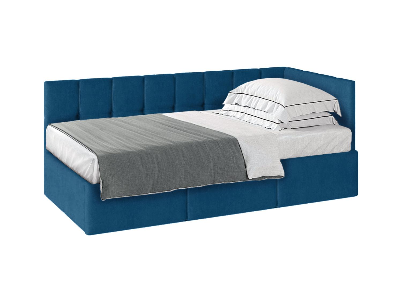 Угловая кровать с подъемным механизмом 179-115553