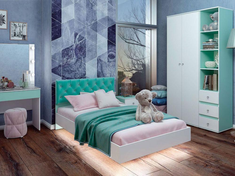 Односпальная кровать 179-128675