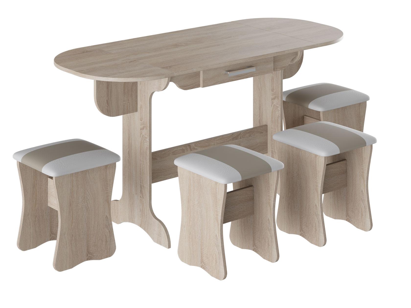 Обеденная группа для столовой и гостиной 150-113075