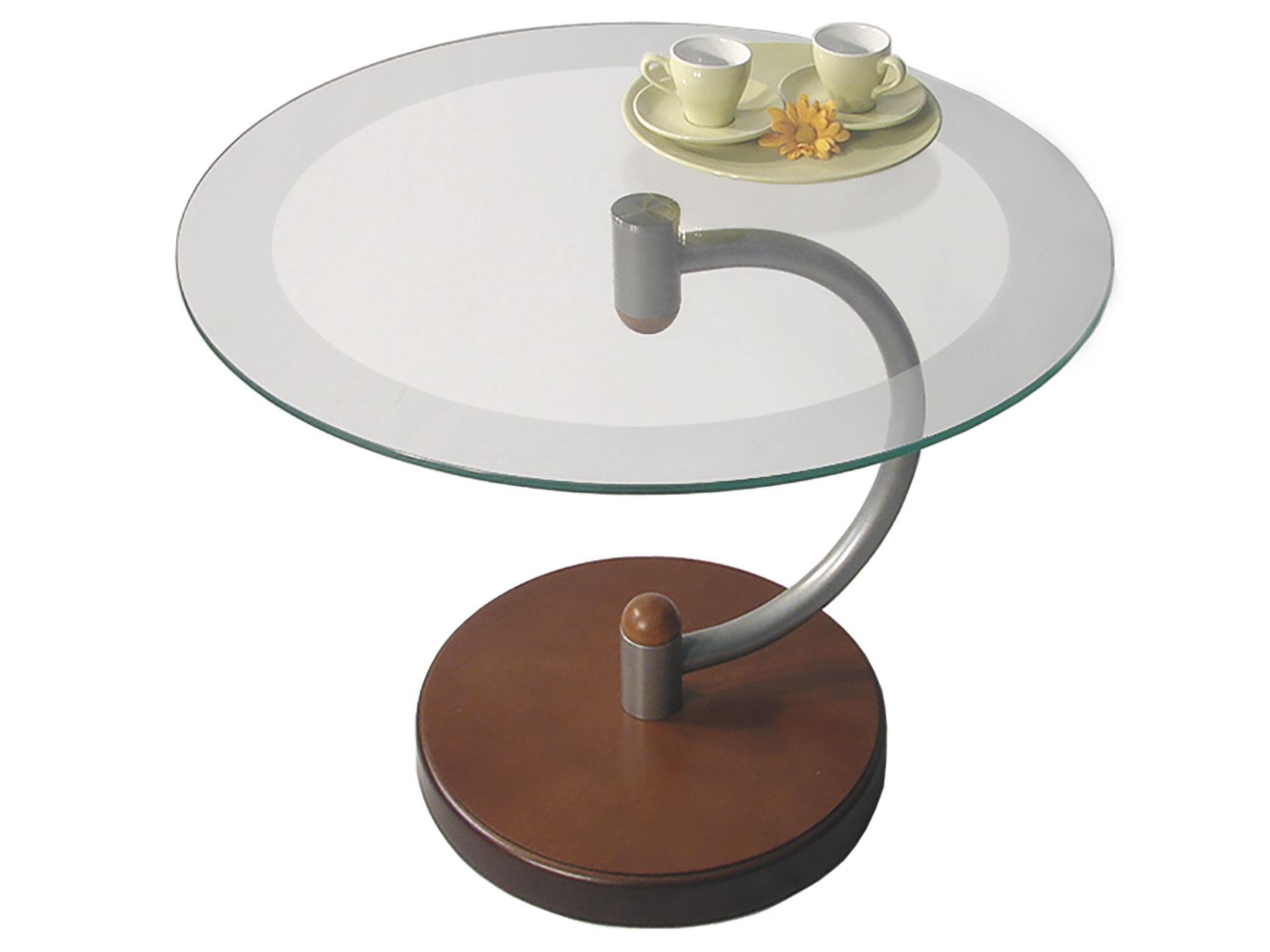 Кофейный стол круглый 110-4501