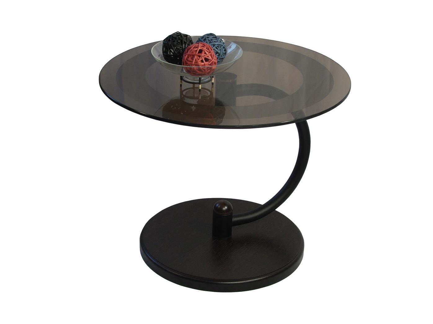 Кофейный стол круглый 108-4500