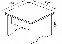 Стол 500-67409