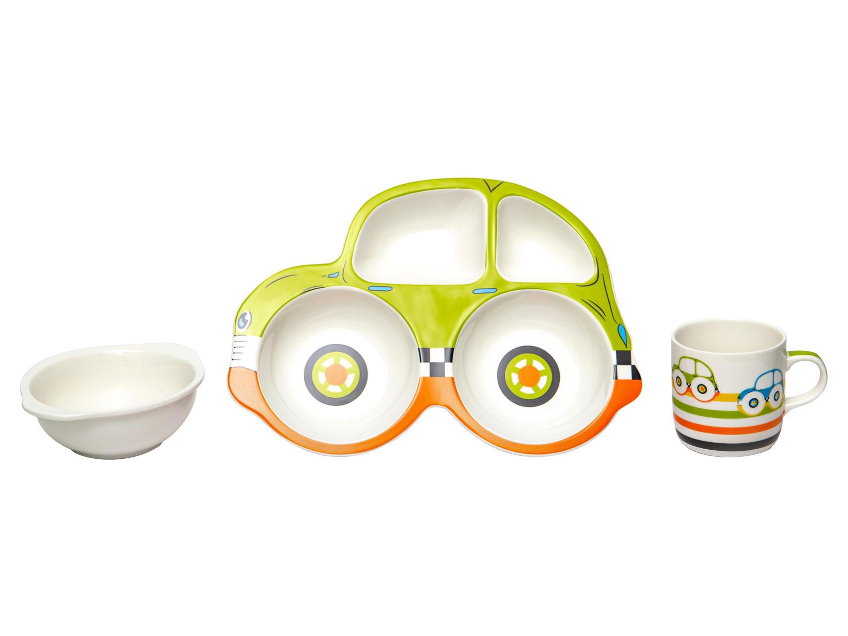 Набор детской посуды 179-128874