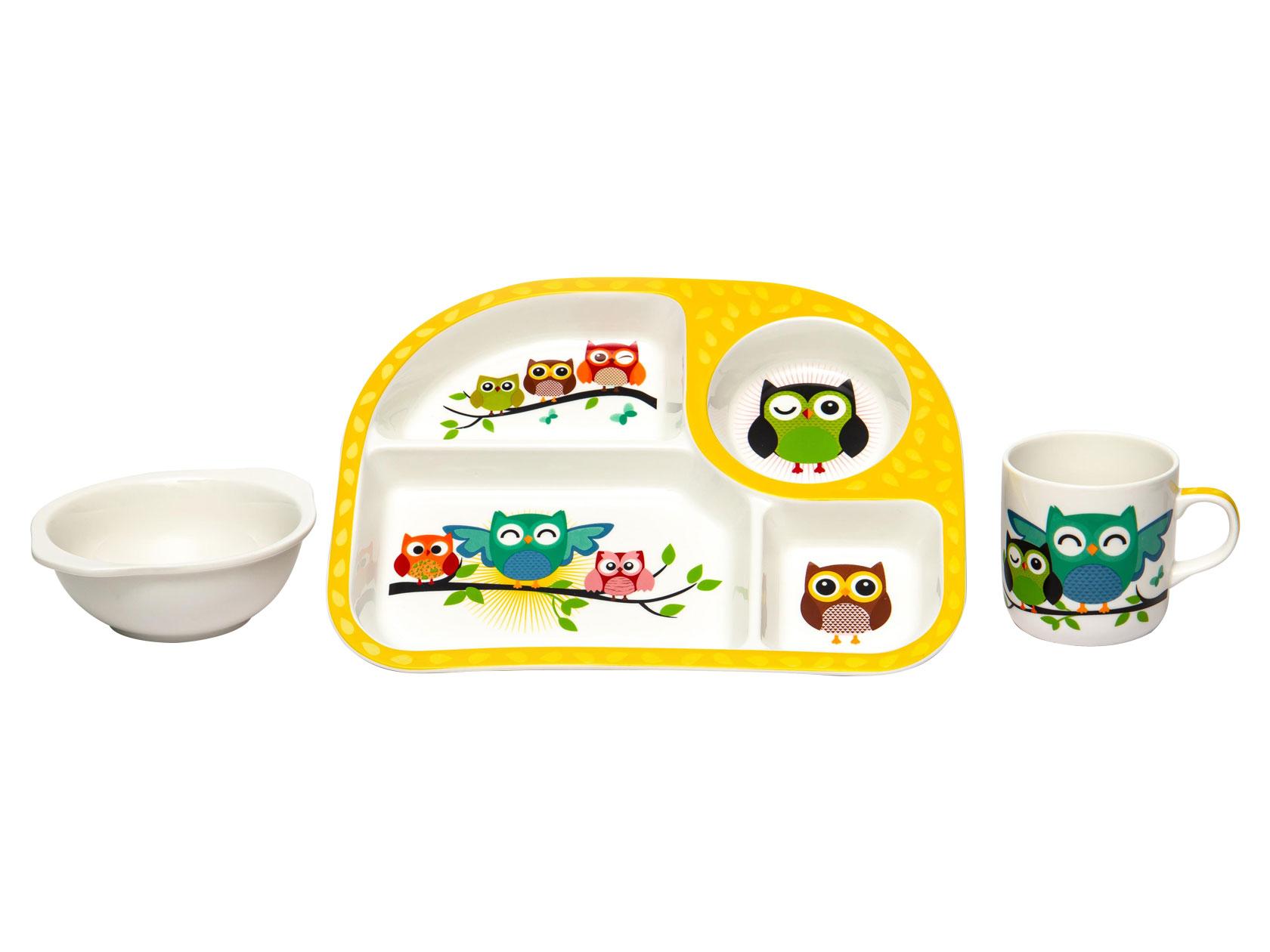 Набор детской посуды 150-128866