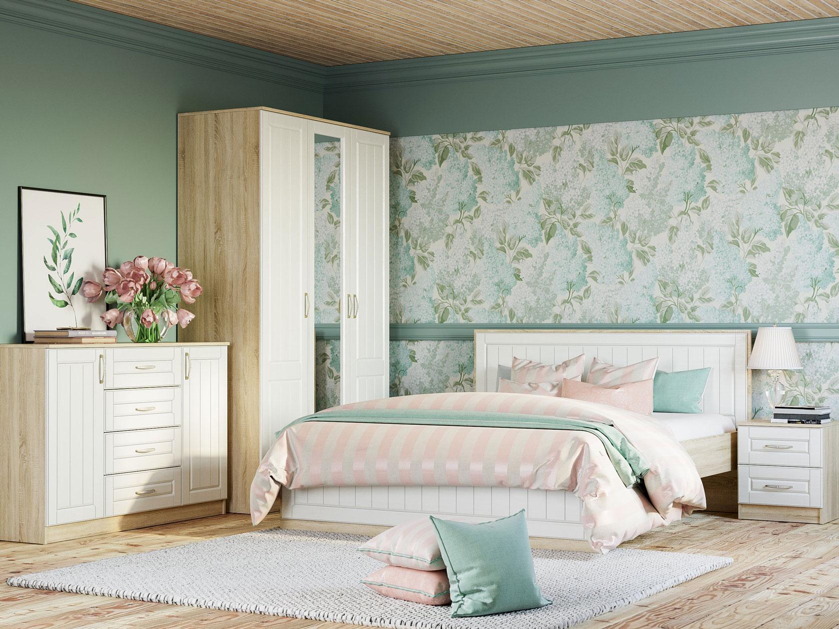 Спальный гарнитур 150-122508