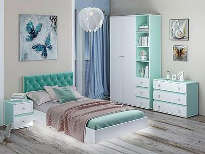 Спальный гарнитур 500-130248