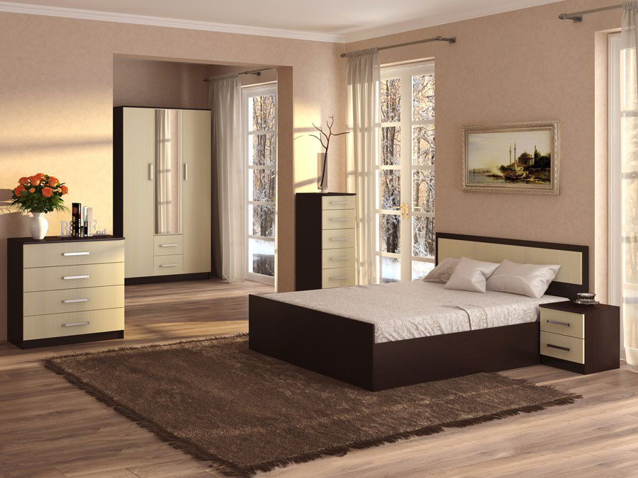 Спальный гарнитур 150-122176