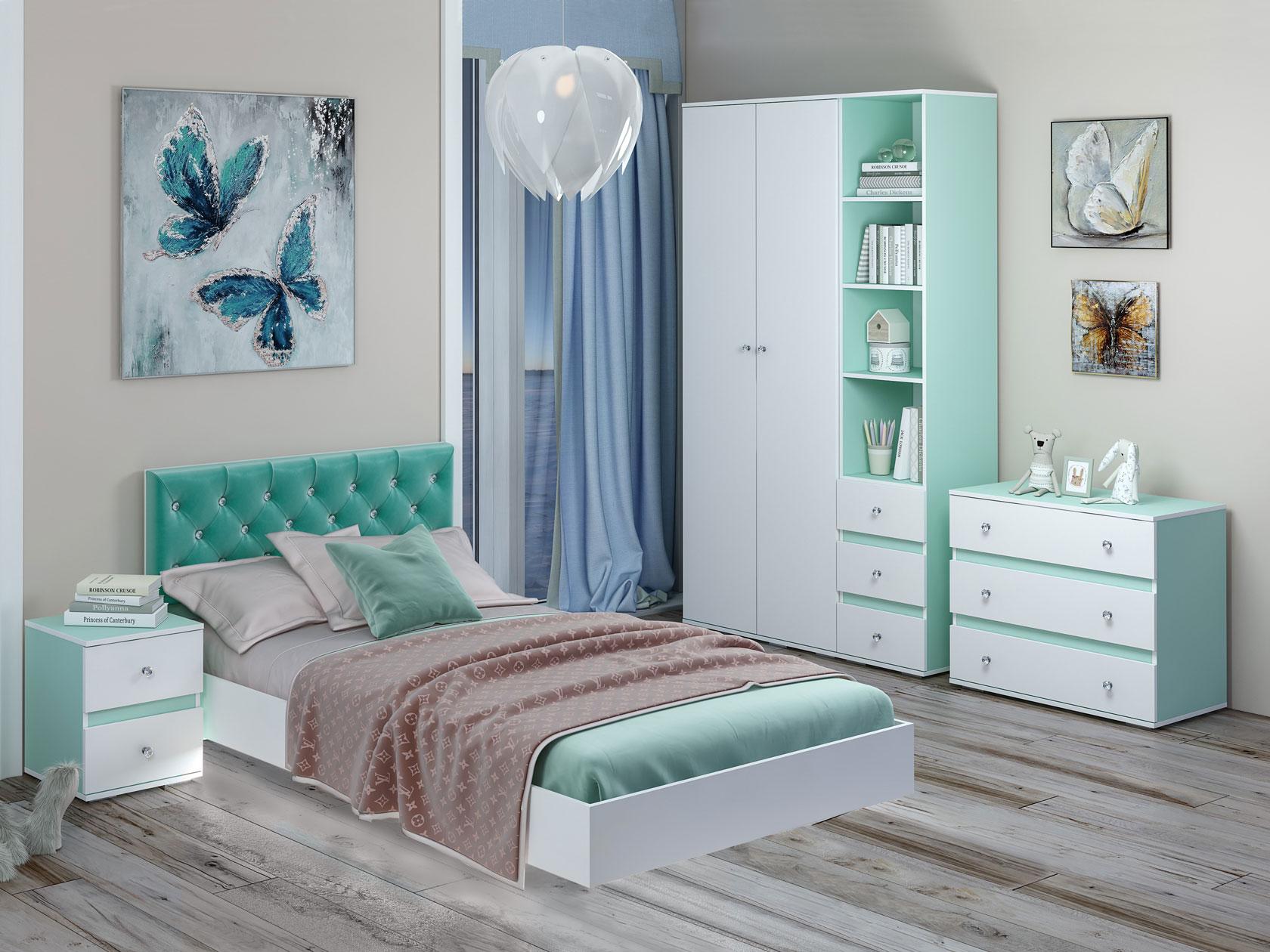 Спальный гарнитур 108-113714