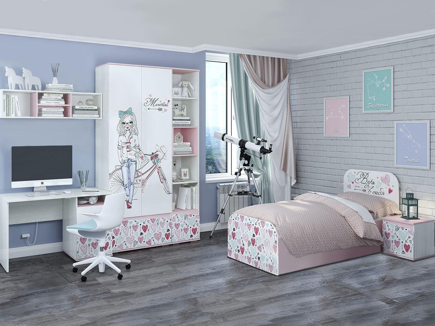 Комплект детской мебели 108-103306