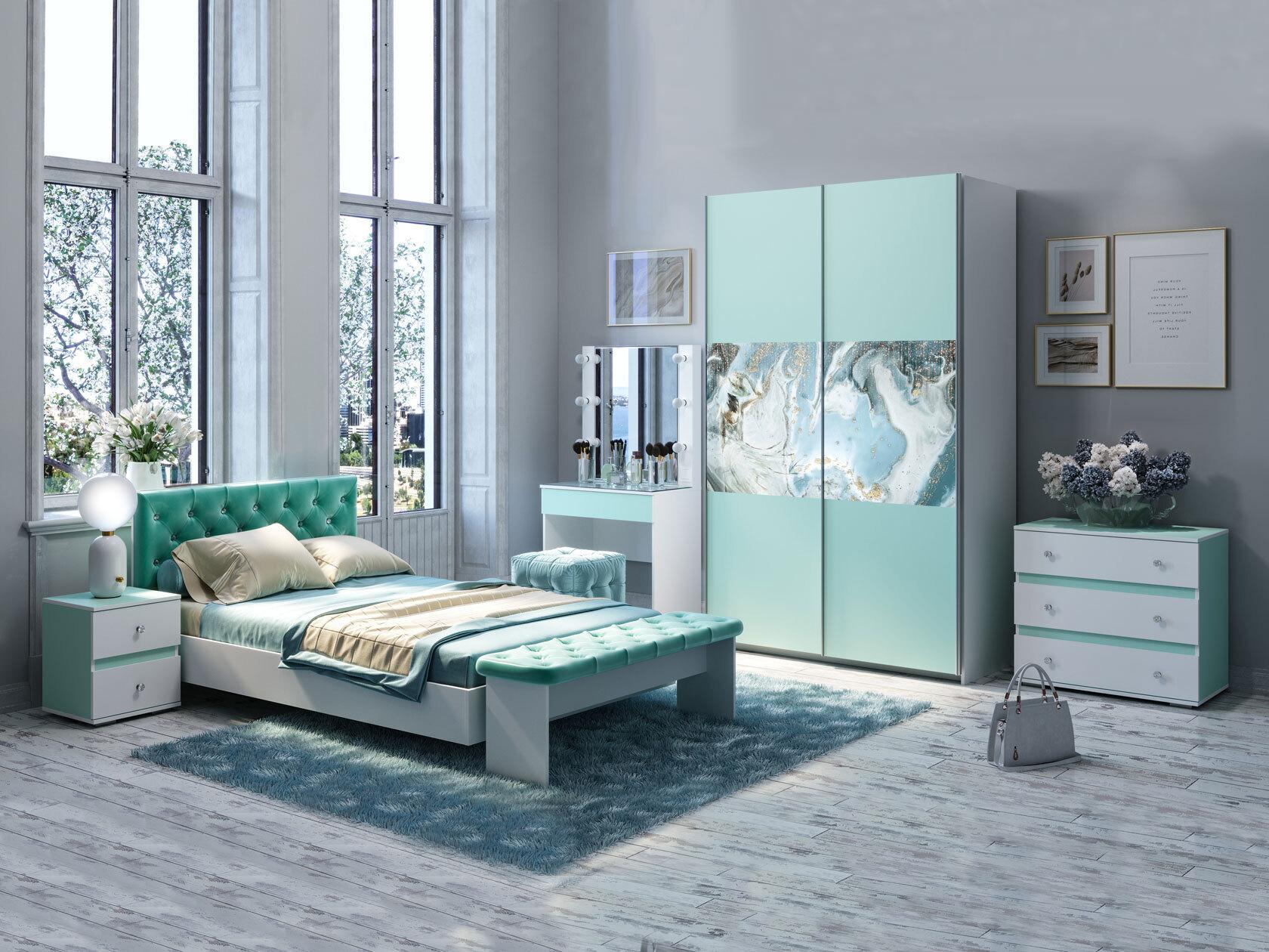 Спальный гарнитур 108-113715