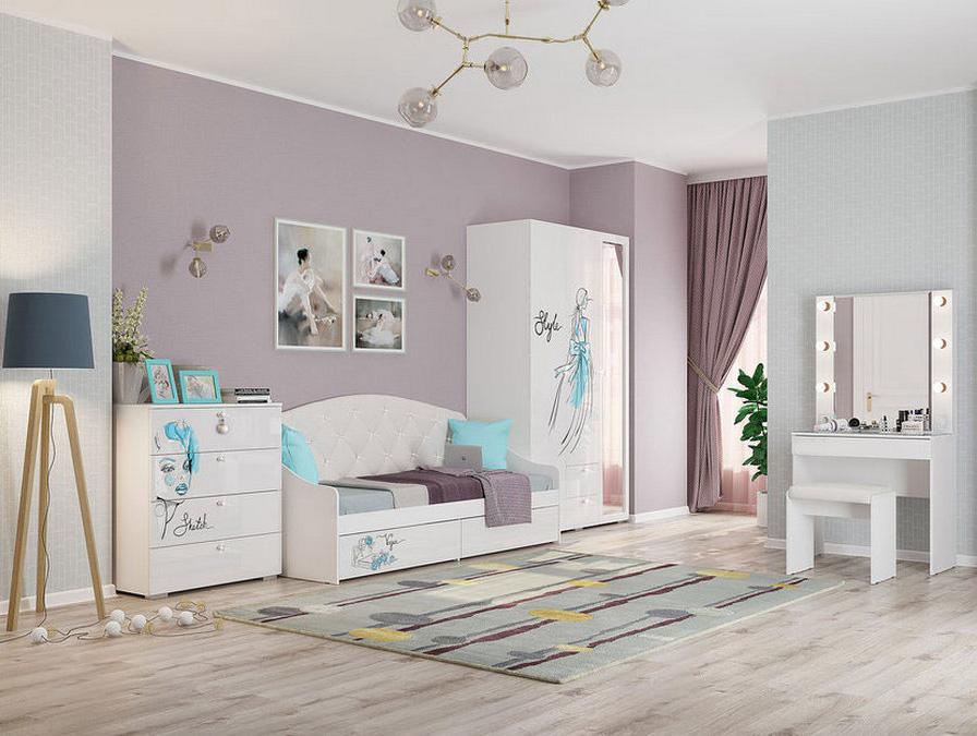 Комплект детской мебели 179-80085