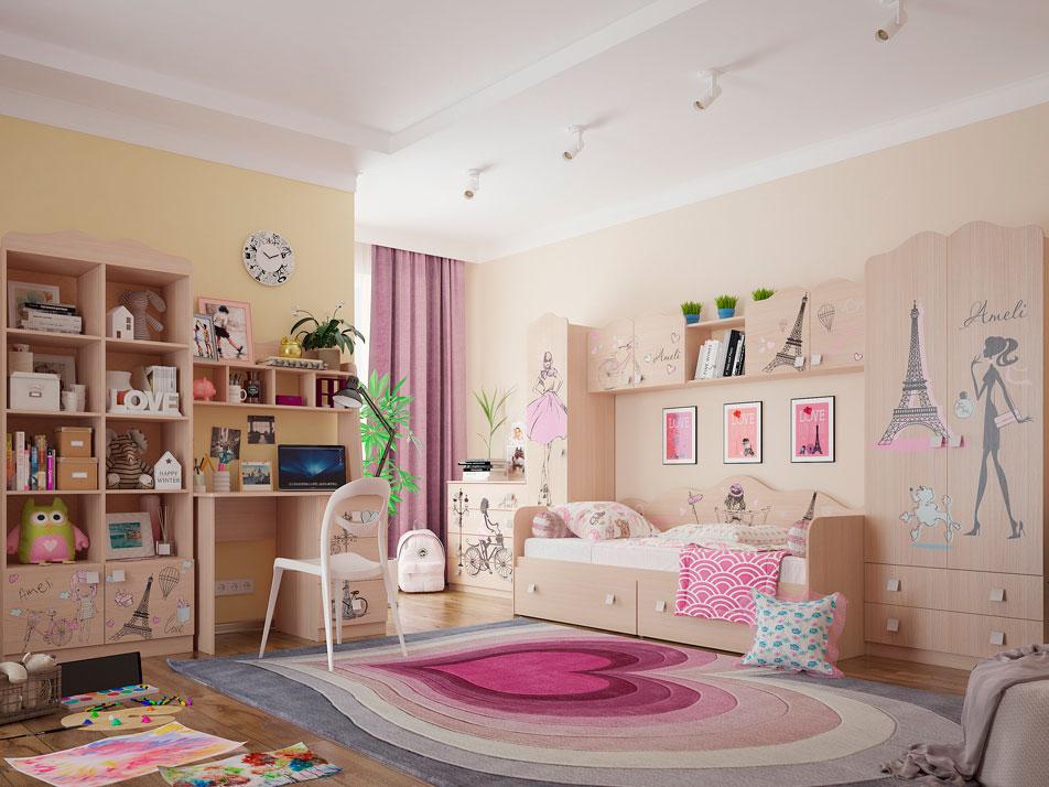 Комплект детской мебели 179-63253