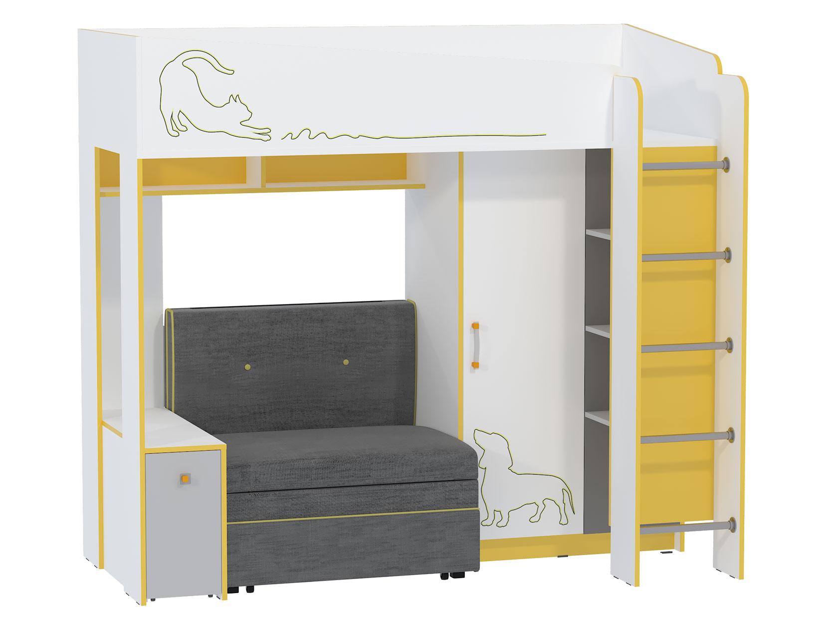 Кровать-чердак 179-120270