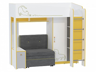 Кровать 500-120270