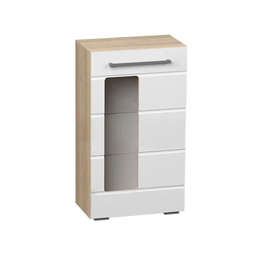 Шкаф-витрина 179-90042