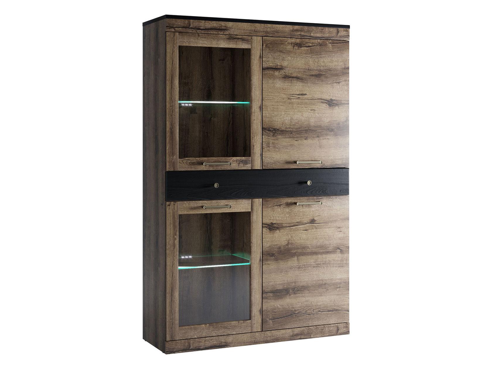 Шкаф-витрина 179-95021